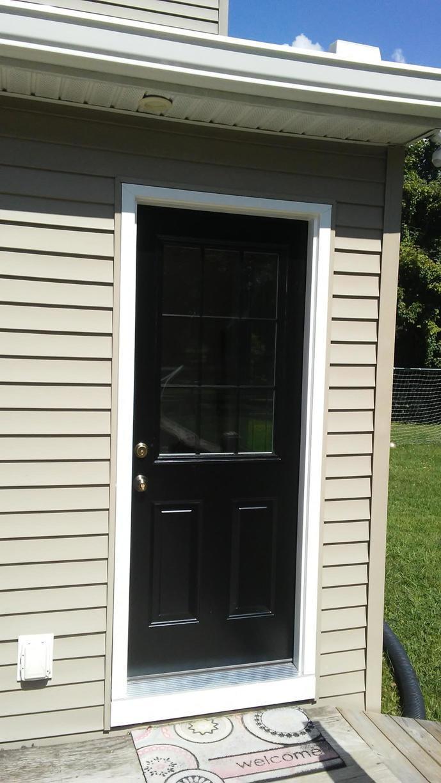 ProVia Legacy Steel Door Install
