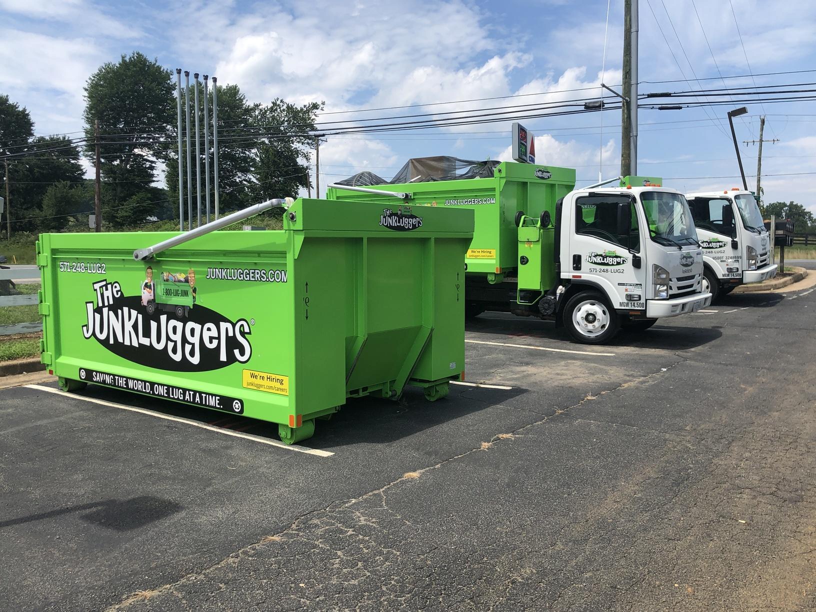 Roll Off Container Rentals in Gainesville, VA