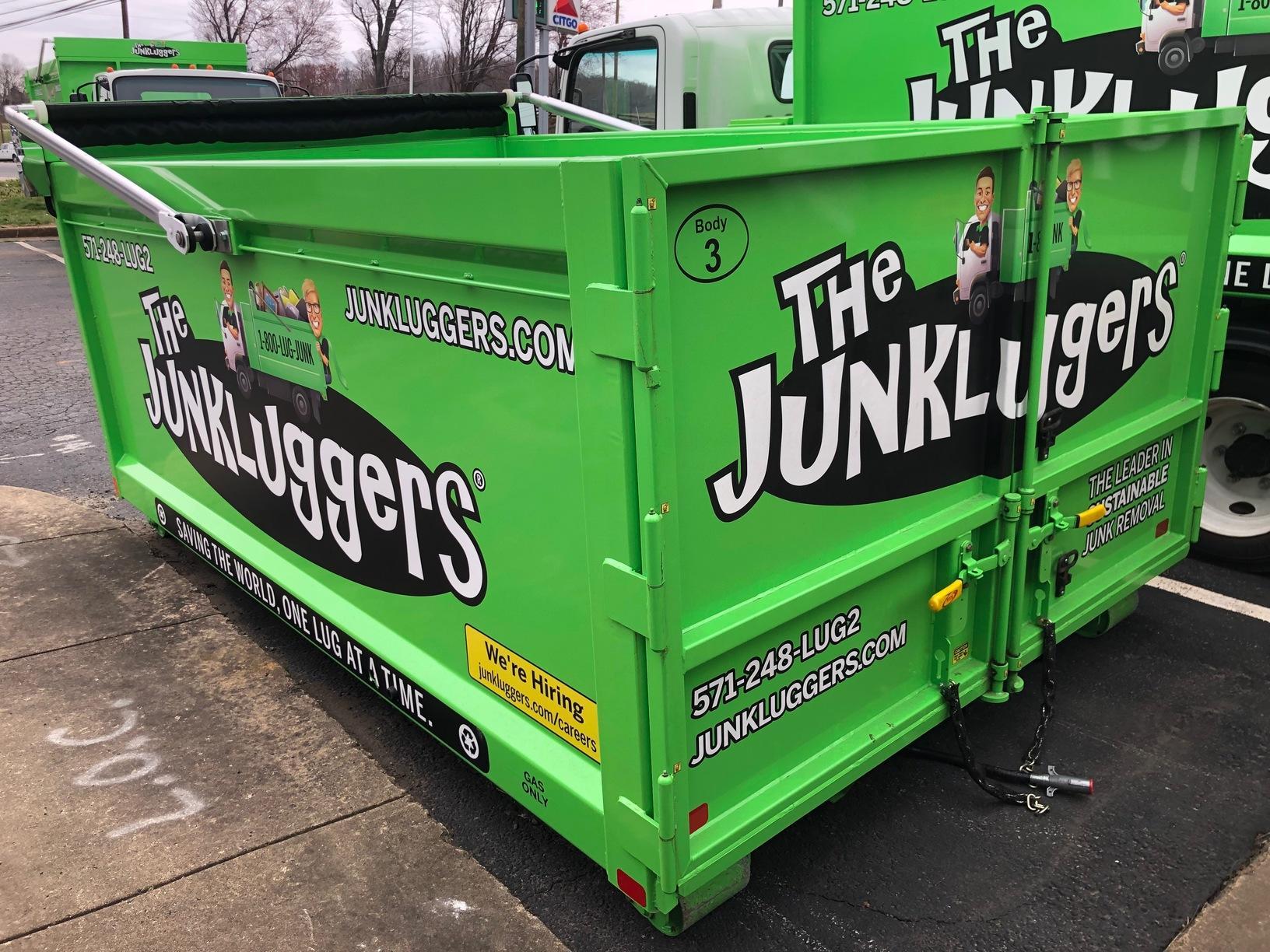 Dumpster rental in Warrenton, Va