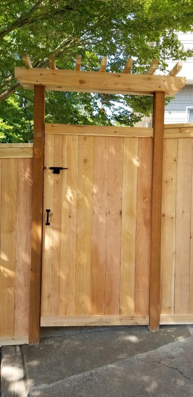Phinney Ridge Fence