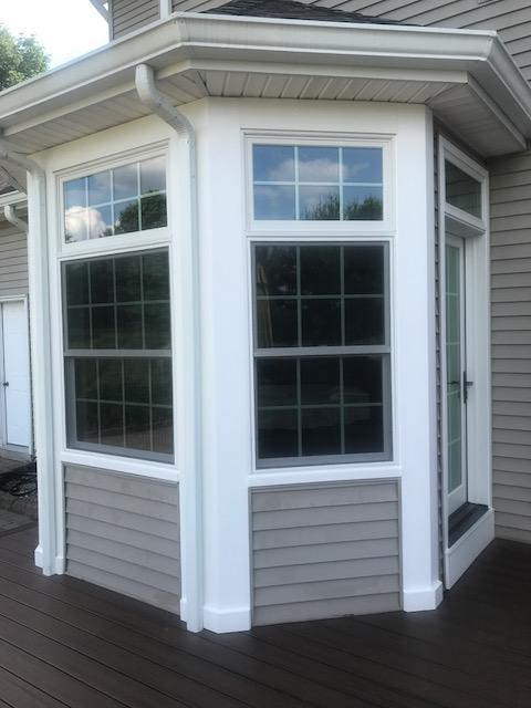 Marvin Infinity Window and Patio Door Install in Annandale, NJ