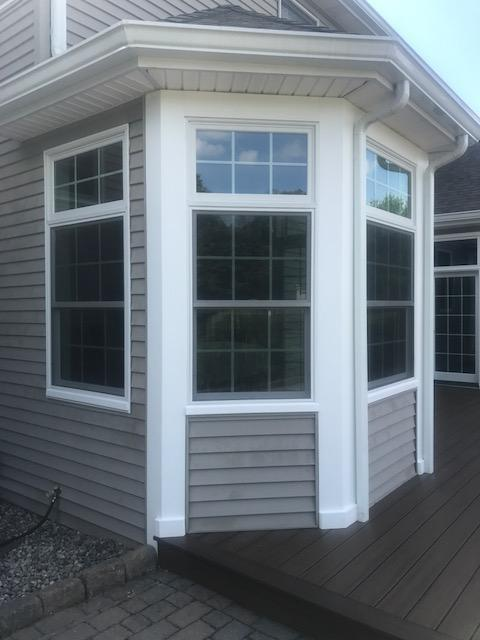 Fiberglass Double Hung and Picture Window Install in NJ
