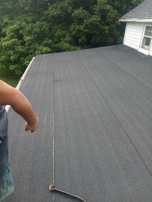 Brand New Roof Installed in East Lyme, CT