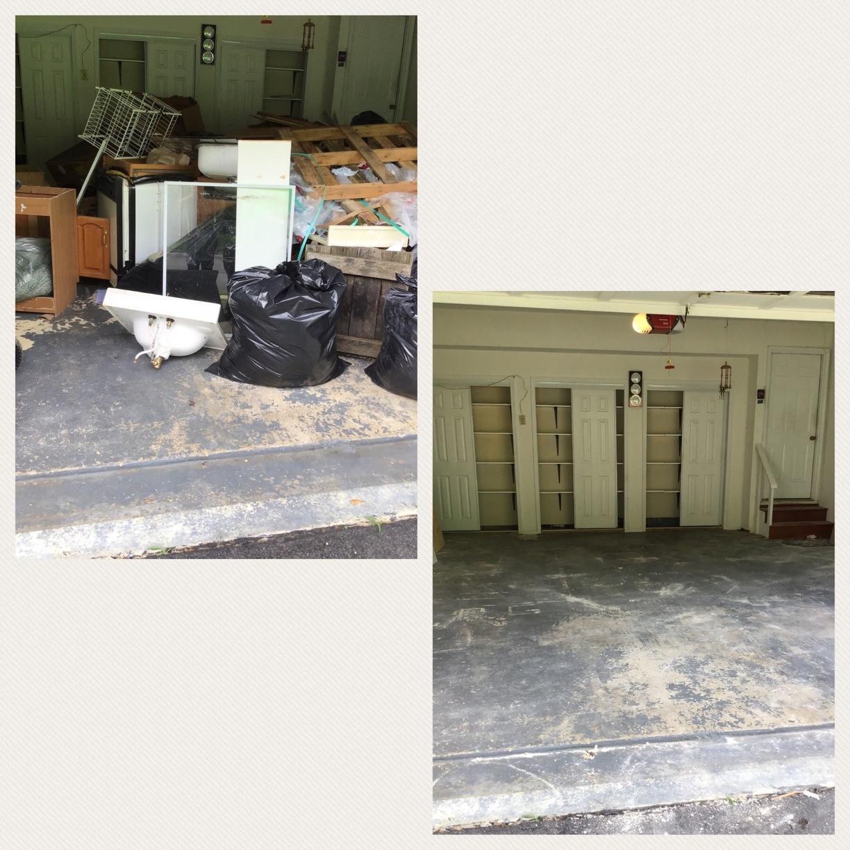 Before & After in Alexandria, Va