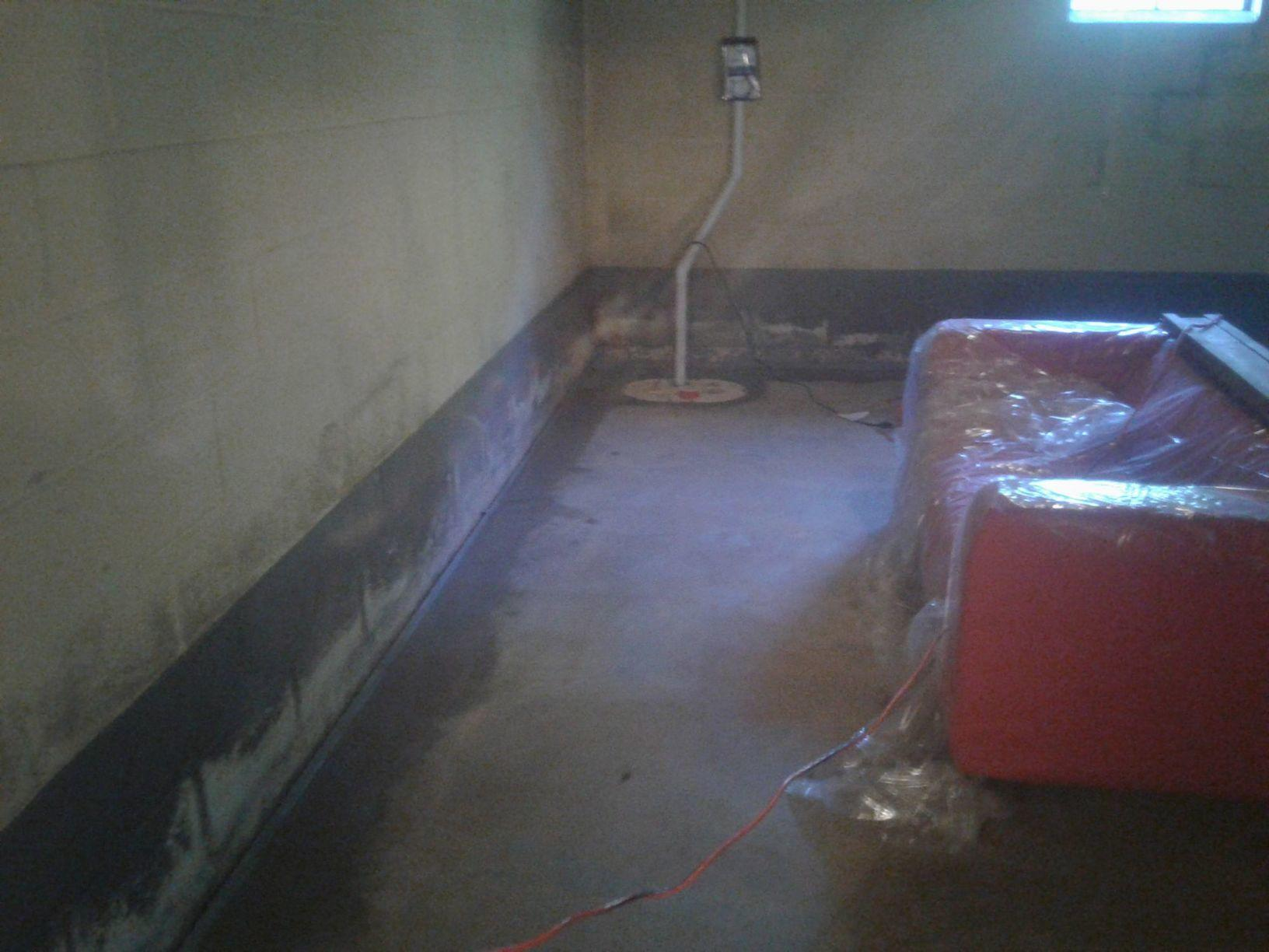 After Concrete Repair