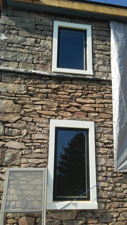 Marvin Infinity Windows Installed in Ottsville, PA