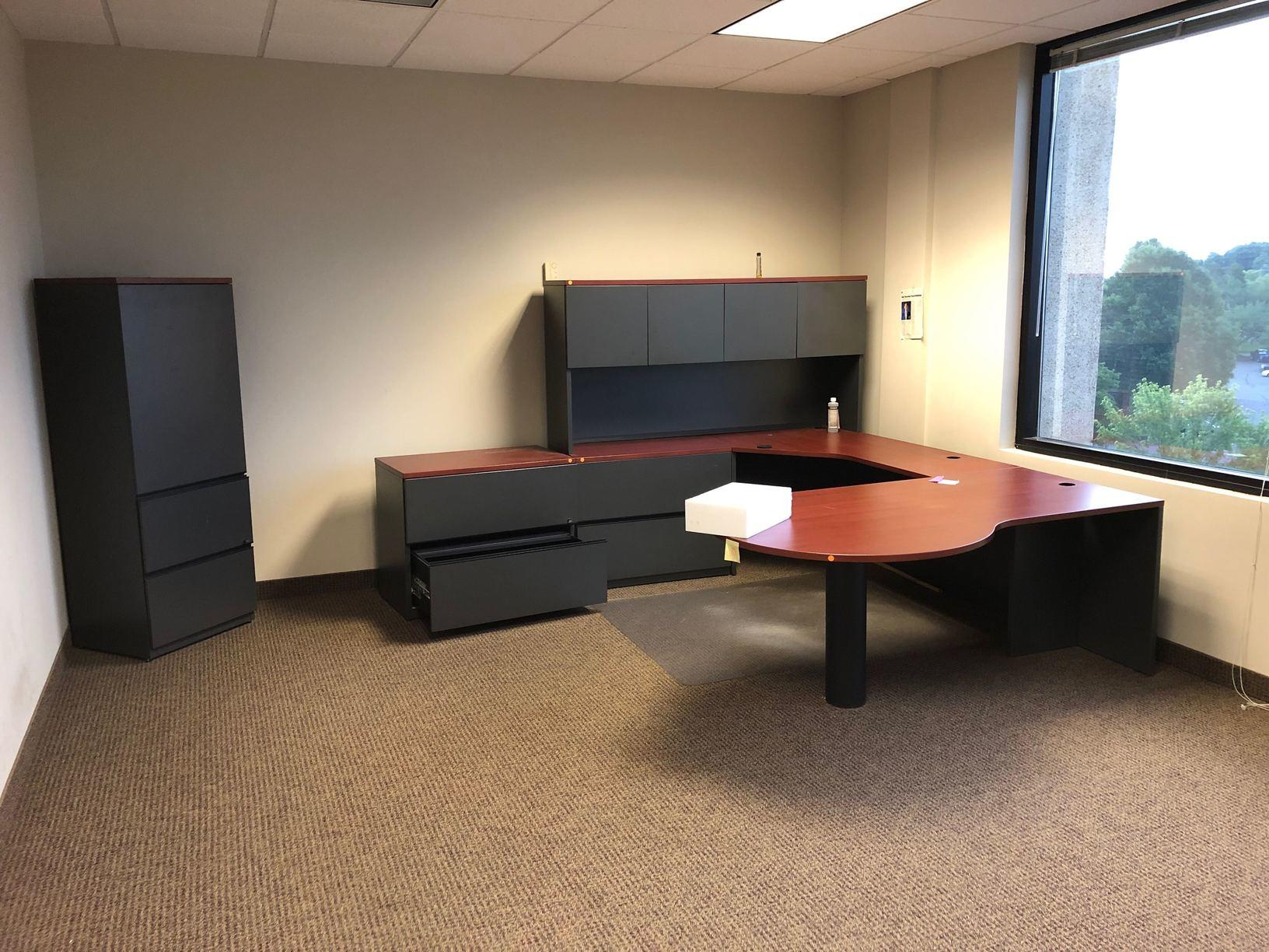Large Office - Before