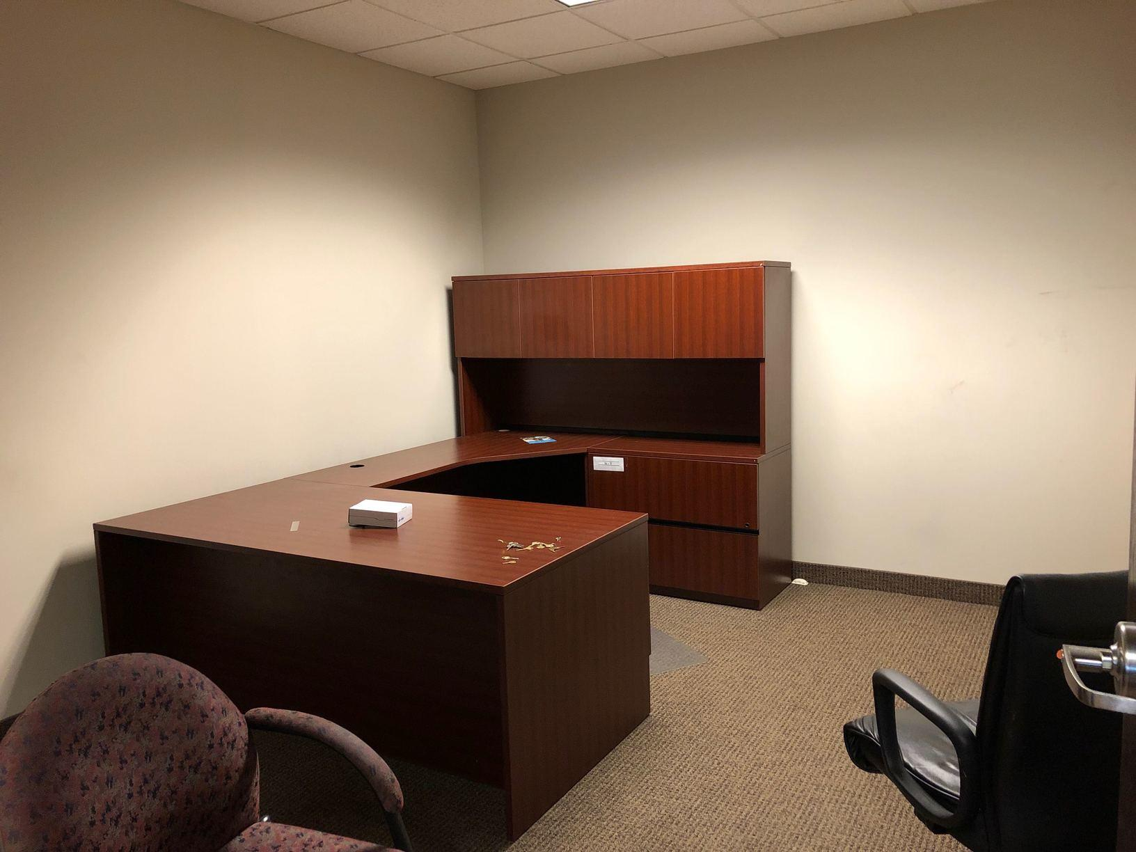 Large Office 2 - Before
