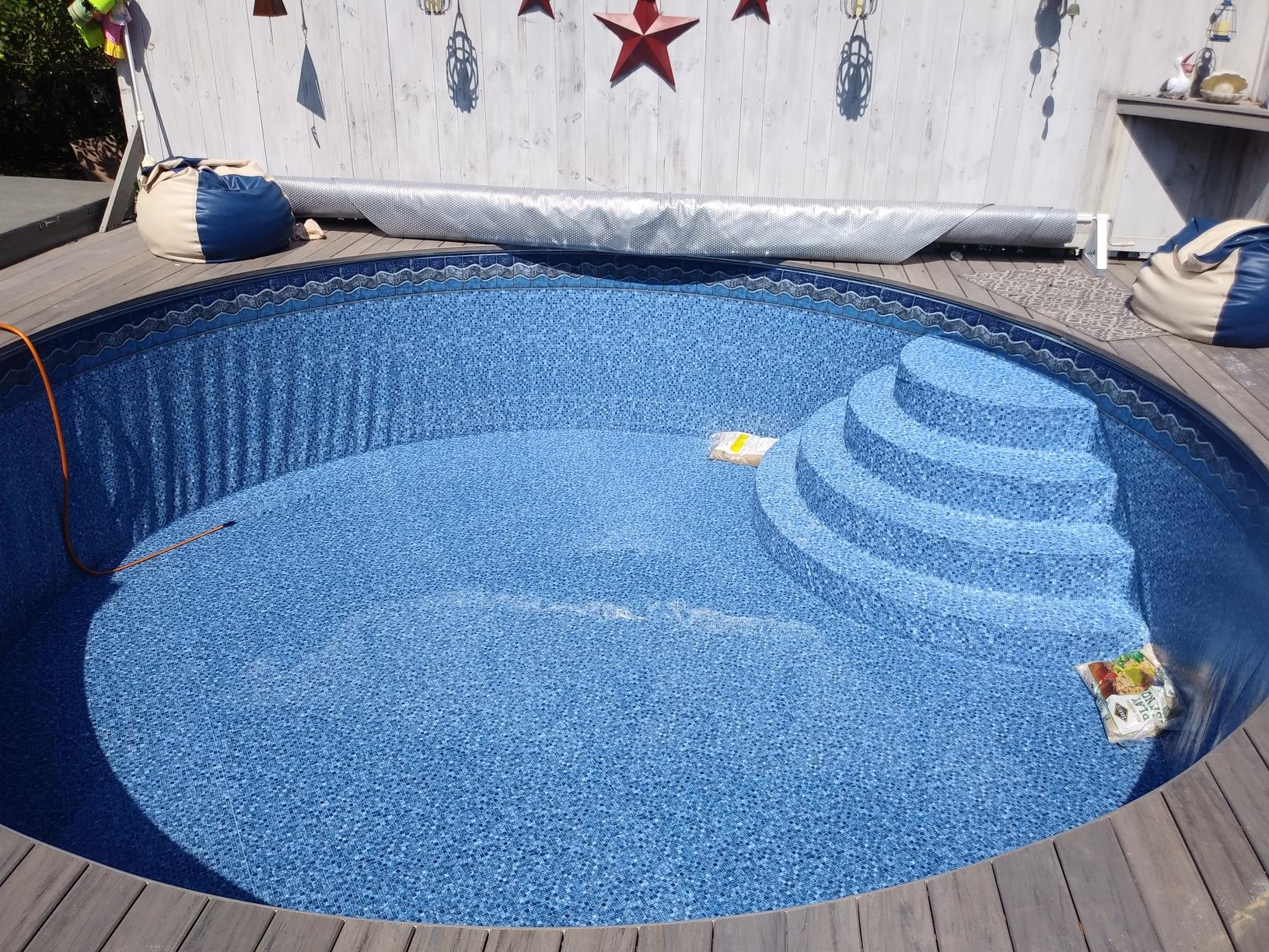 Finished Pool!