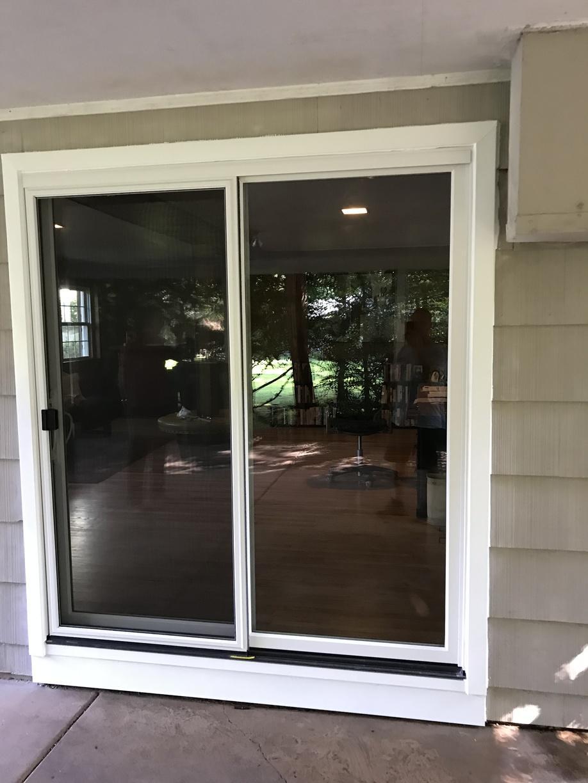 Marvin Infinity Patio Door Installation in PA