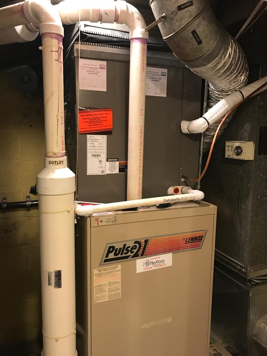 Air Conditioning Repair and New Coil in Chatham, NJ
