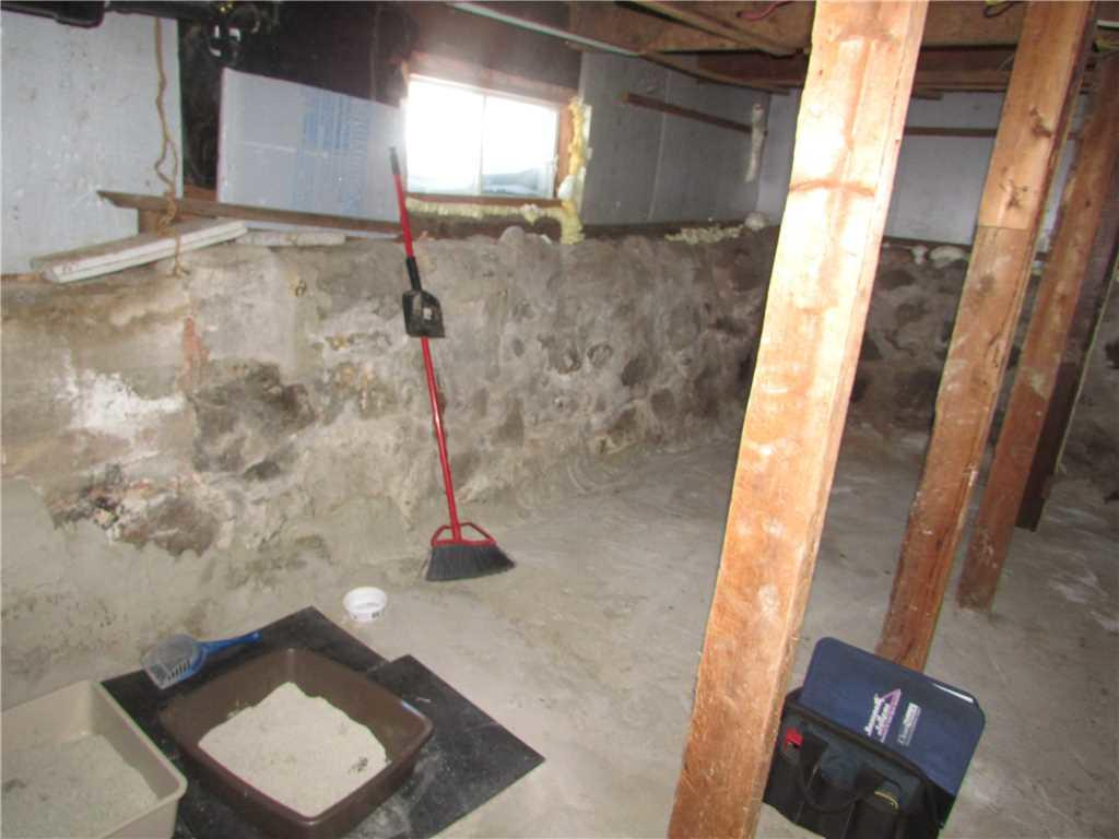 Systemes Sous Sol Quebec Basement Waterproofing Photo Album Installation Of An Indoor French Drain In Daveluyville Qc