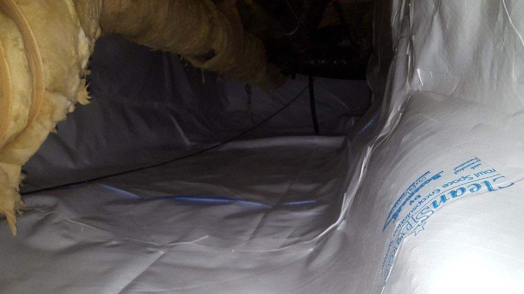 Crawl Space Installation in Port Orchard Washington