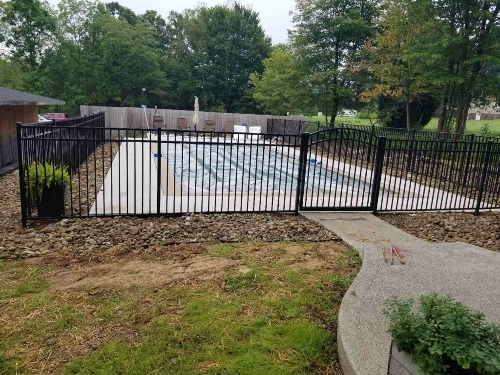 Pro Fence & Railing - Residential Fencing - Aluminum Pool ...