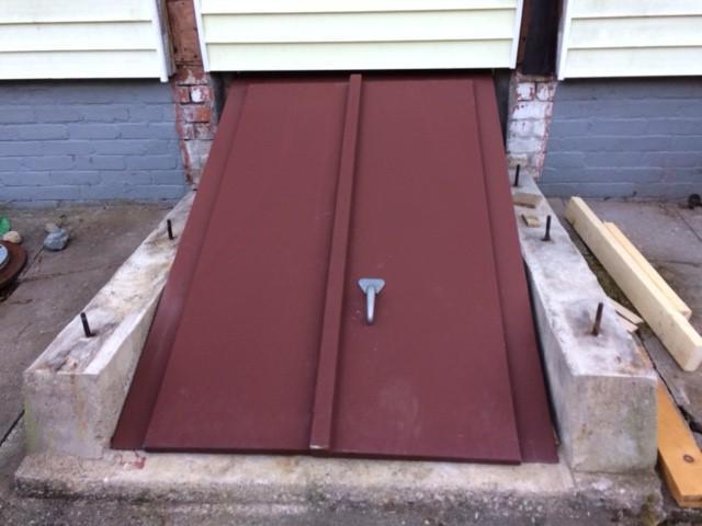 Custom Angle Door in Attleboro, MA