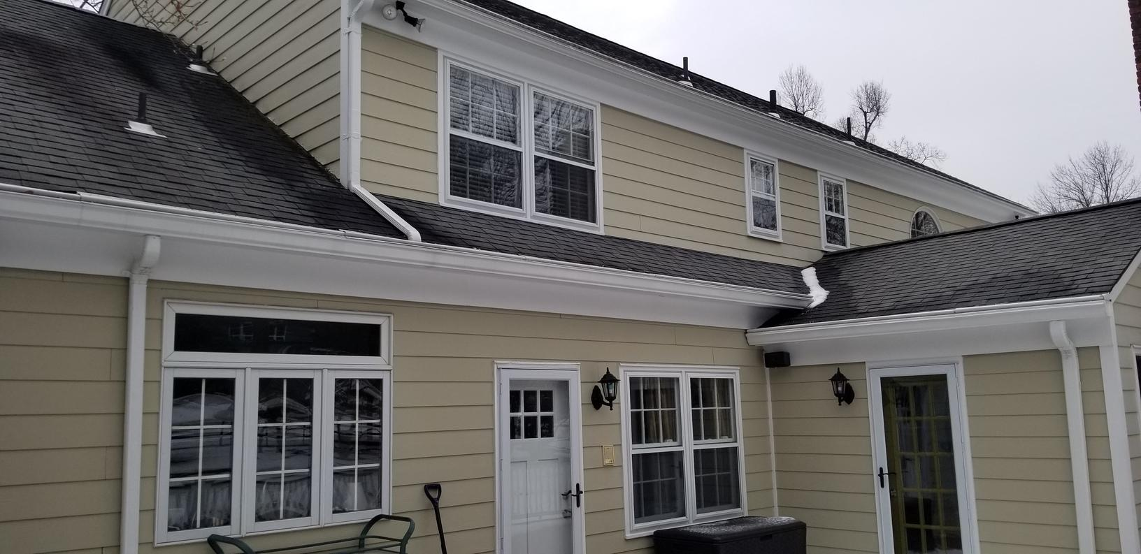Replacing Wood Windows in Morristown, NJ