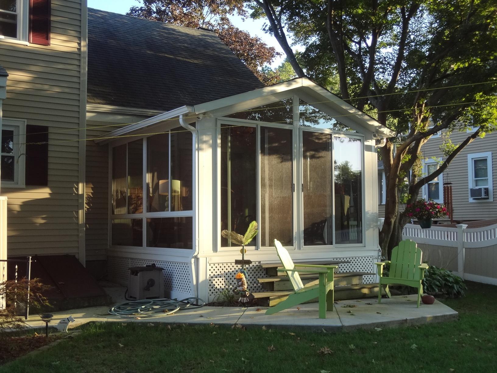 New Sunroom in East Hartford, CT