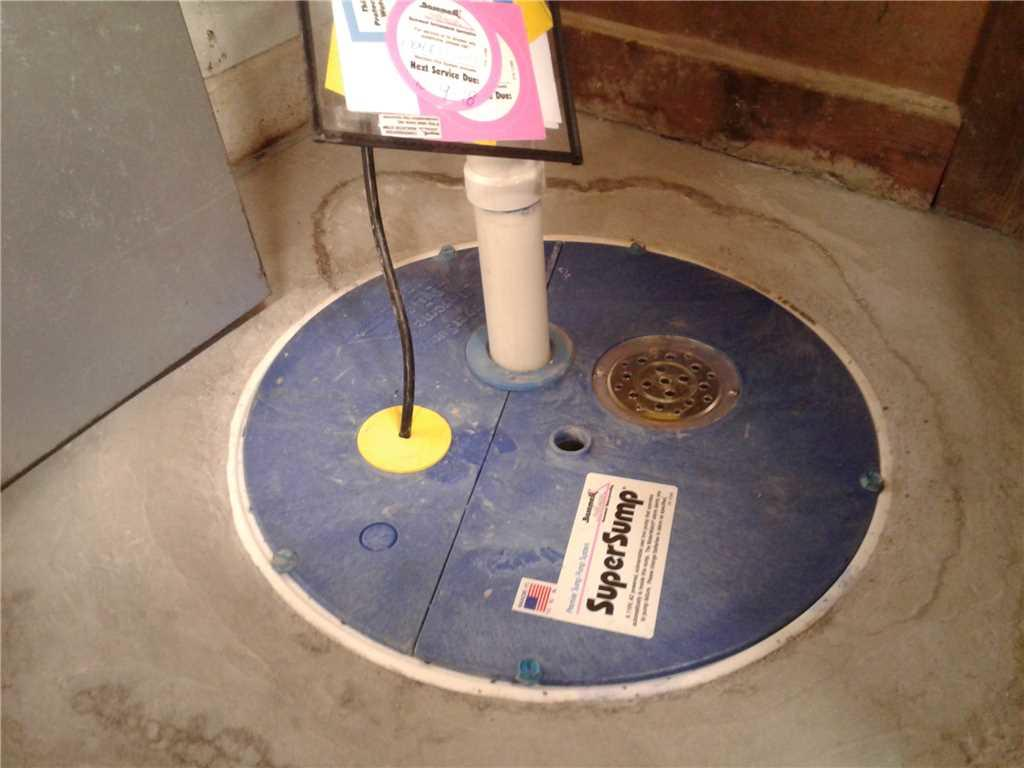 Reliable Sump Pump Installed in Shinnston, WV Basement