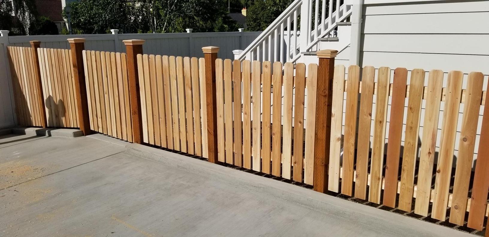 Montlake Fence