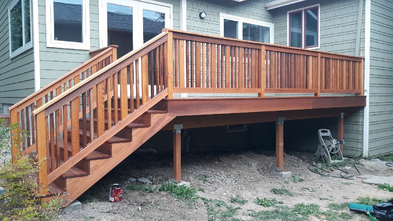 Lakewood Deck
