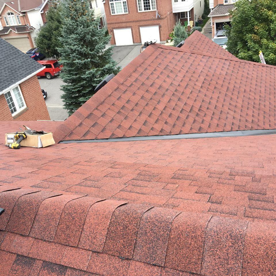 Beautiful Roof Replacement in Ashburn, Virginia
