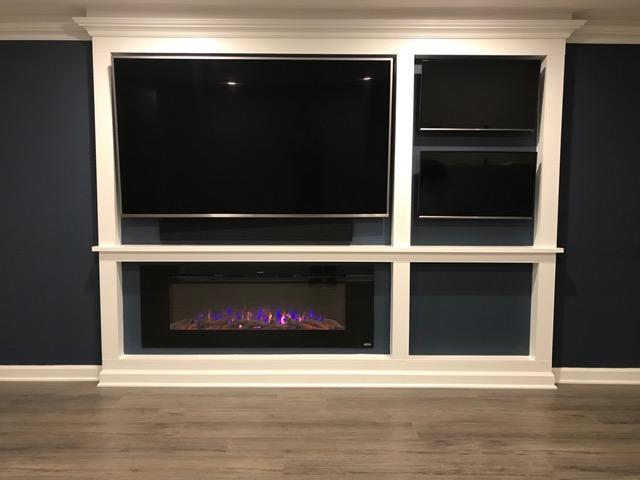 TV Wall Installation