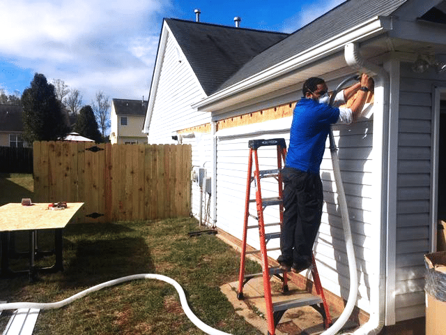 Insulating Garage Walls in Greensboro, NC