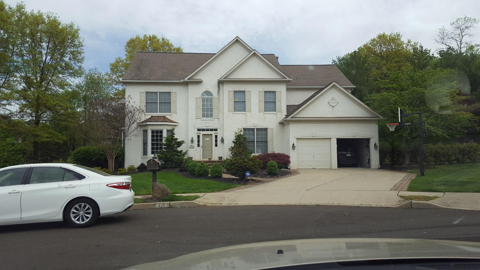 Replacing Stucco Siding and Entry Door in Lafayette Hill, PA
