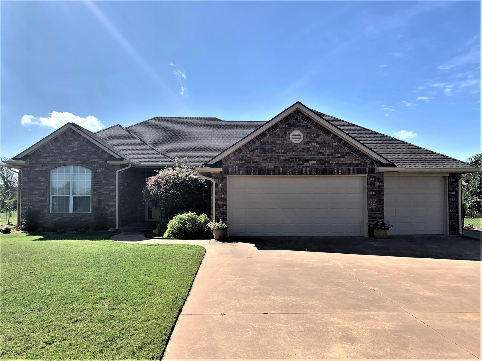 New Roof Replacement in Tuttle, OK