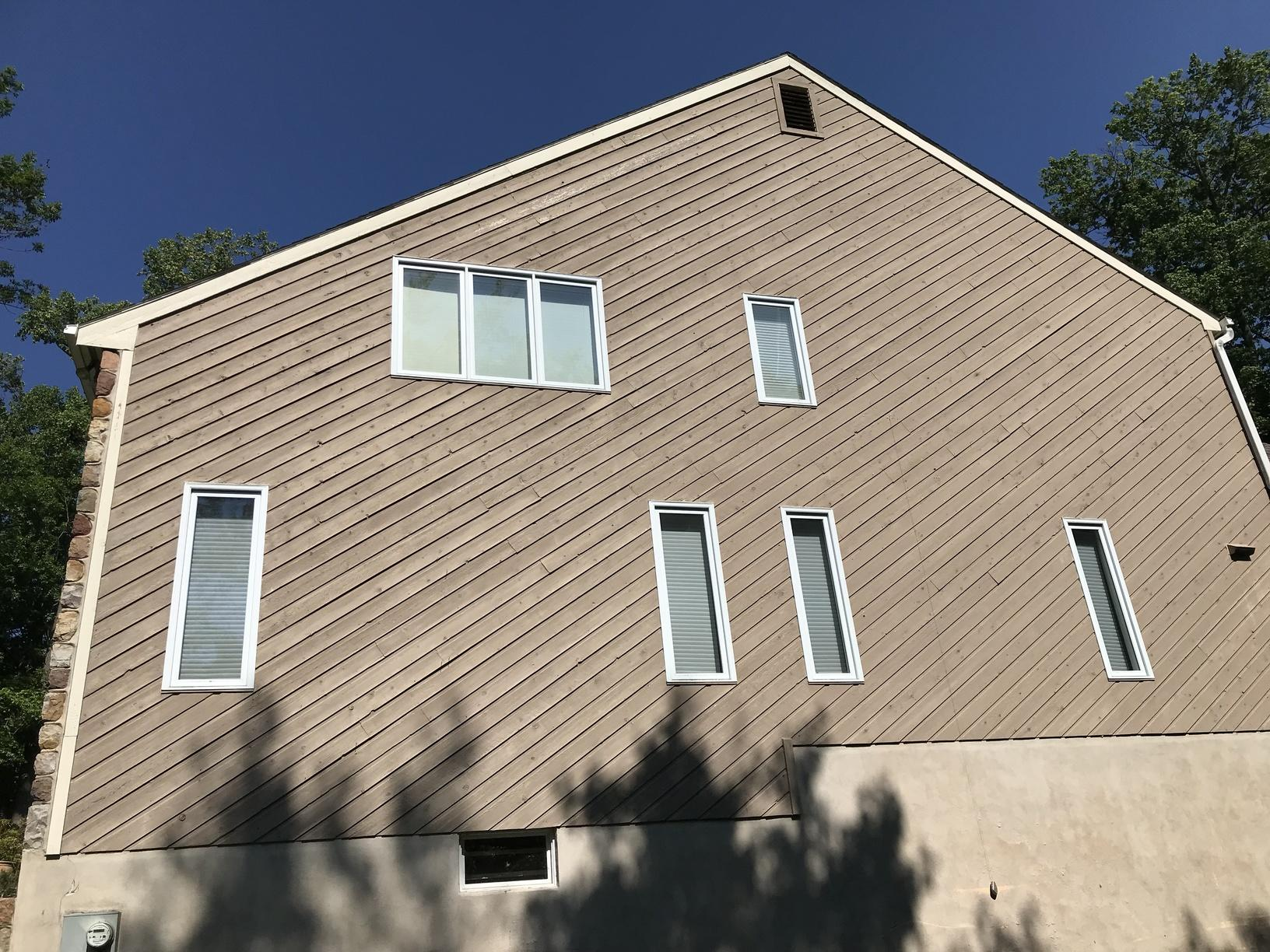Replacing Wood Siding in West Chester, PA