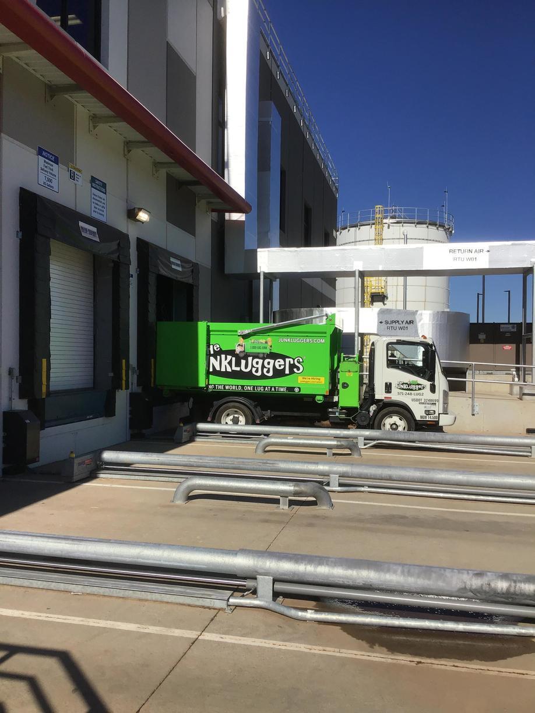 Commercial Junk Removal in Chantilly, VA