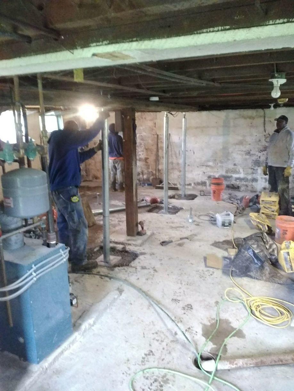 Basement Waterproofing in Owego, NY
