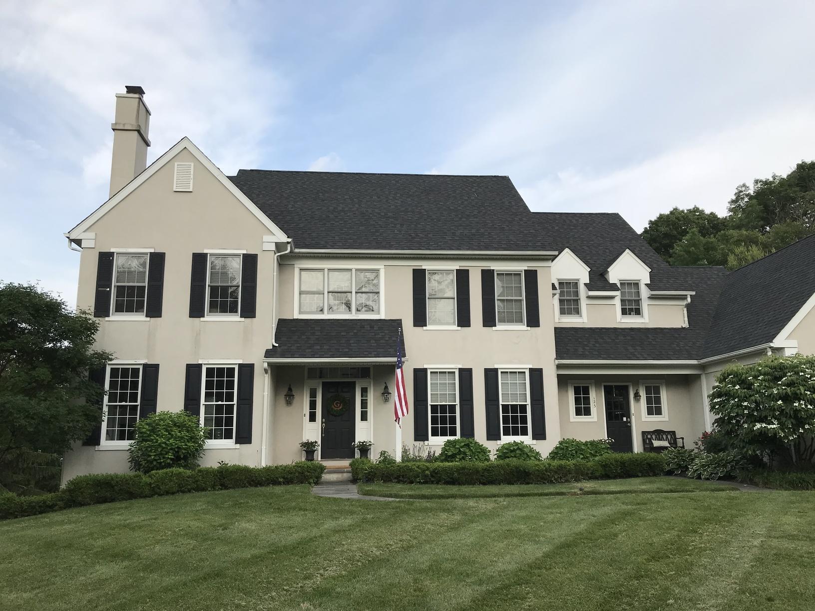 Replacing Stucco on Malvern, PA Home