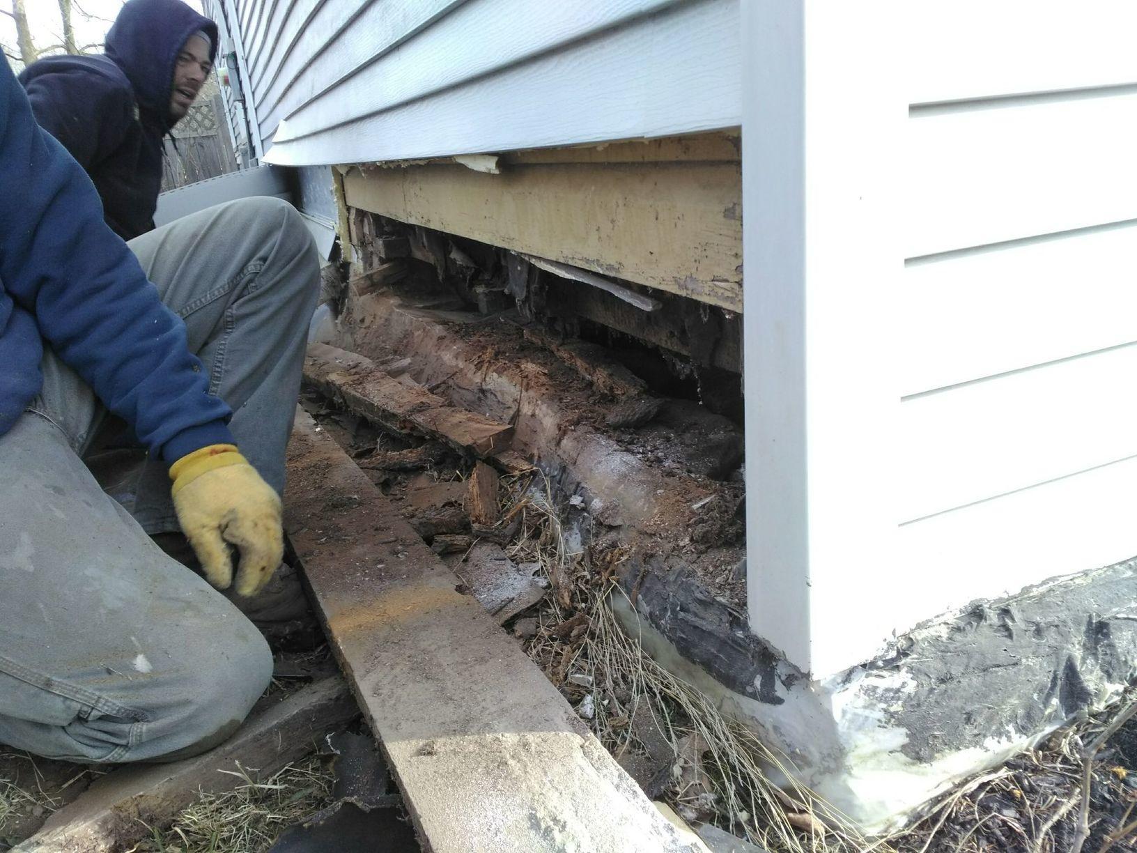 Foundation Repair Constantia, NY