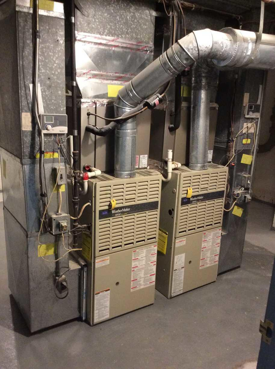 Lennox Double Installation