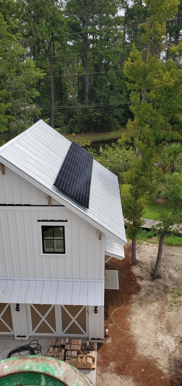14 Panel System in Port Royal, SC