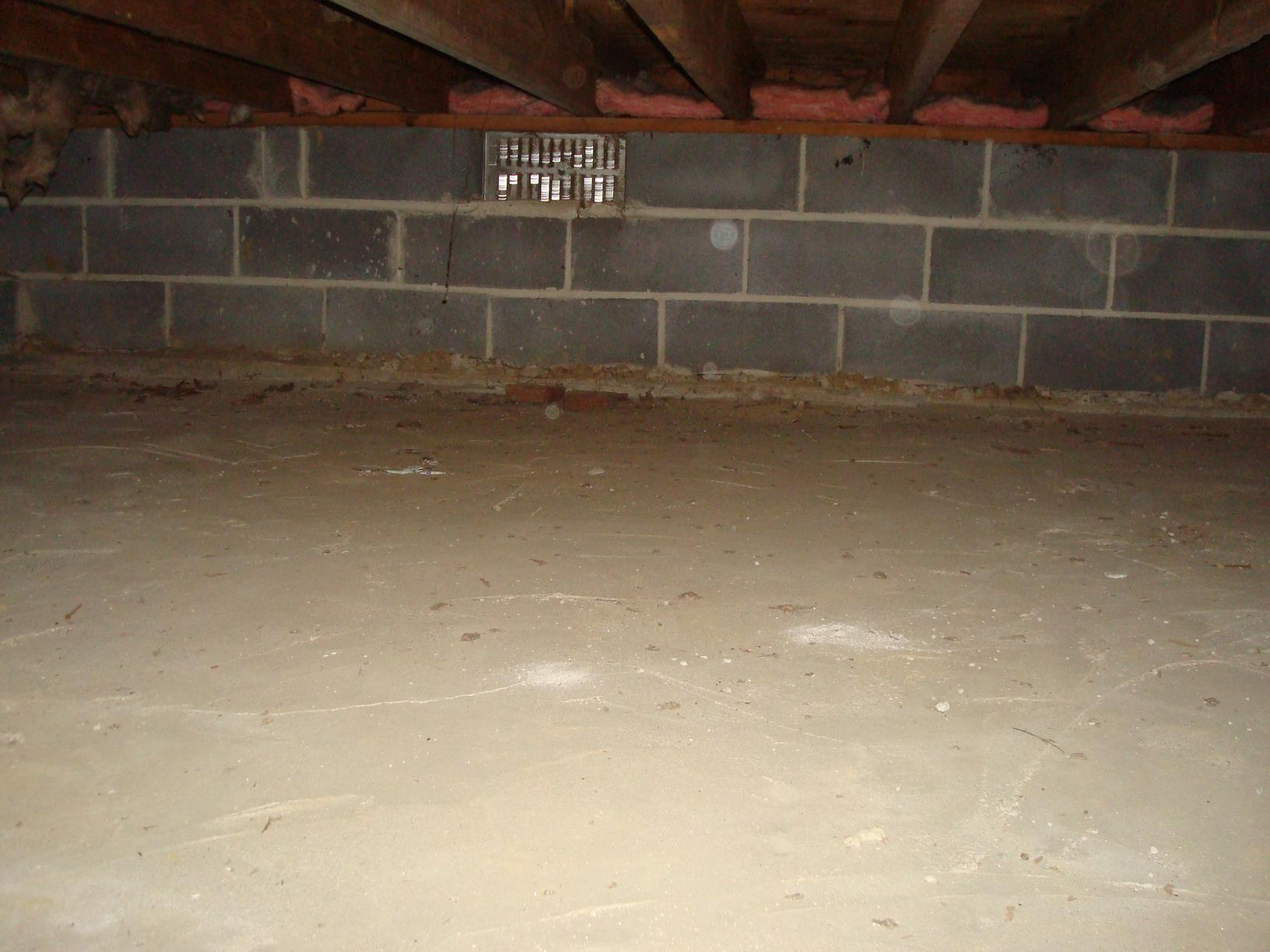 Crawl Space Vent in Ardsley, NY