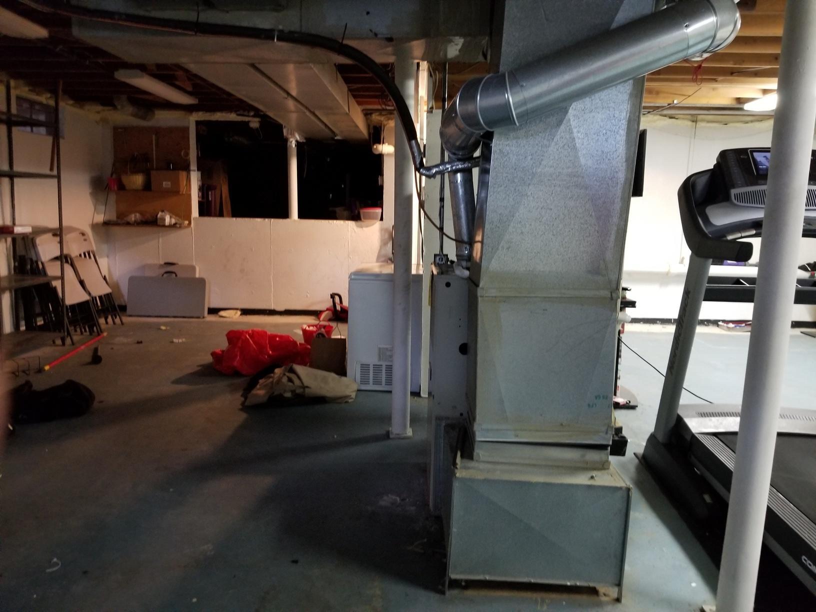 Crawl Space in Nanuet, NY