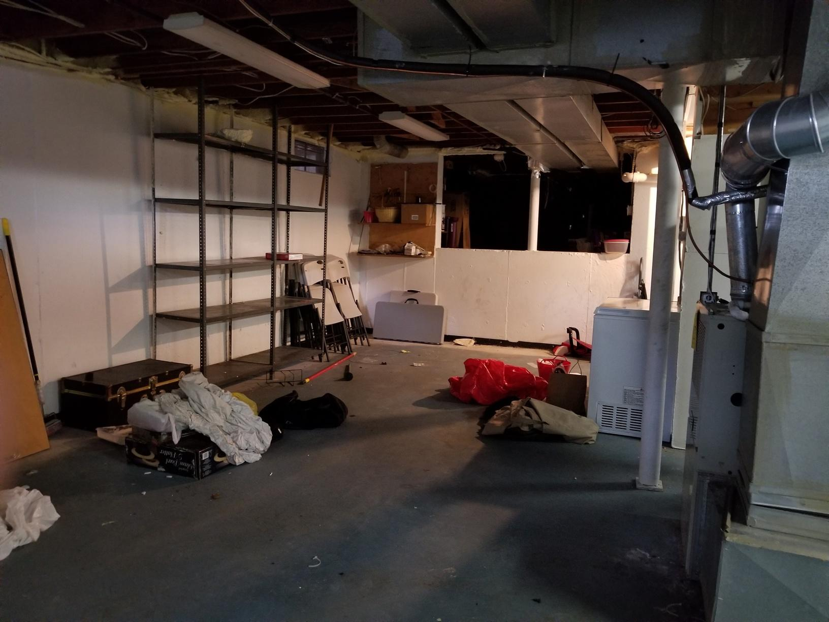 Basement & crawlspace in Nanuet, NY