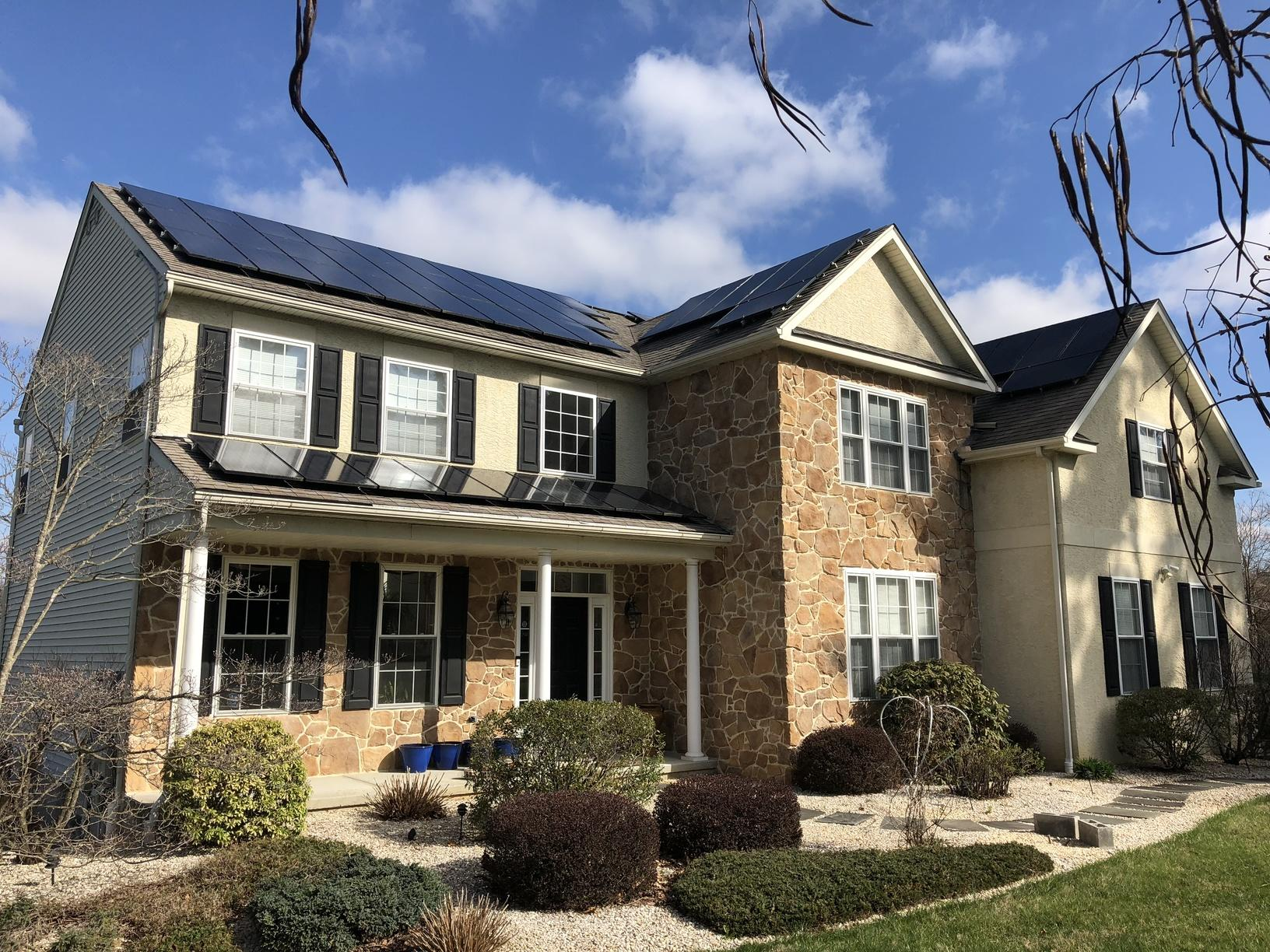 Replacing Asphalt Shingle Roof and Removing Solar Panels
