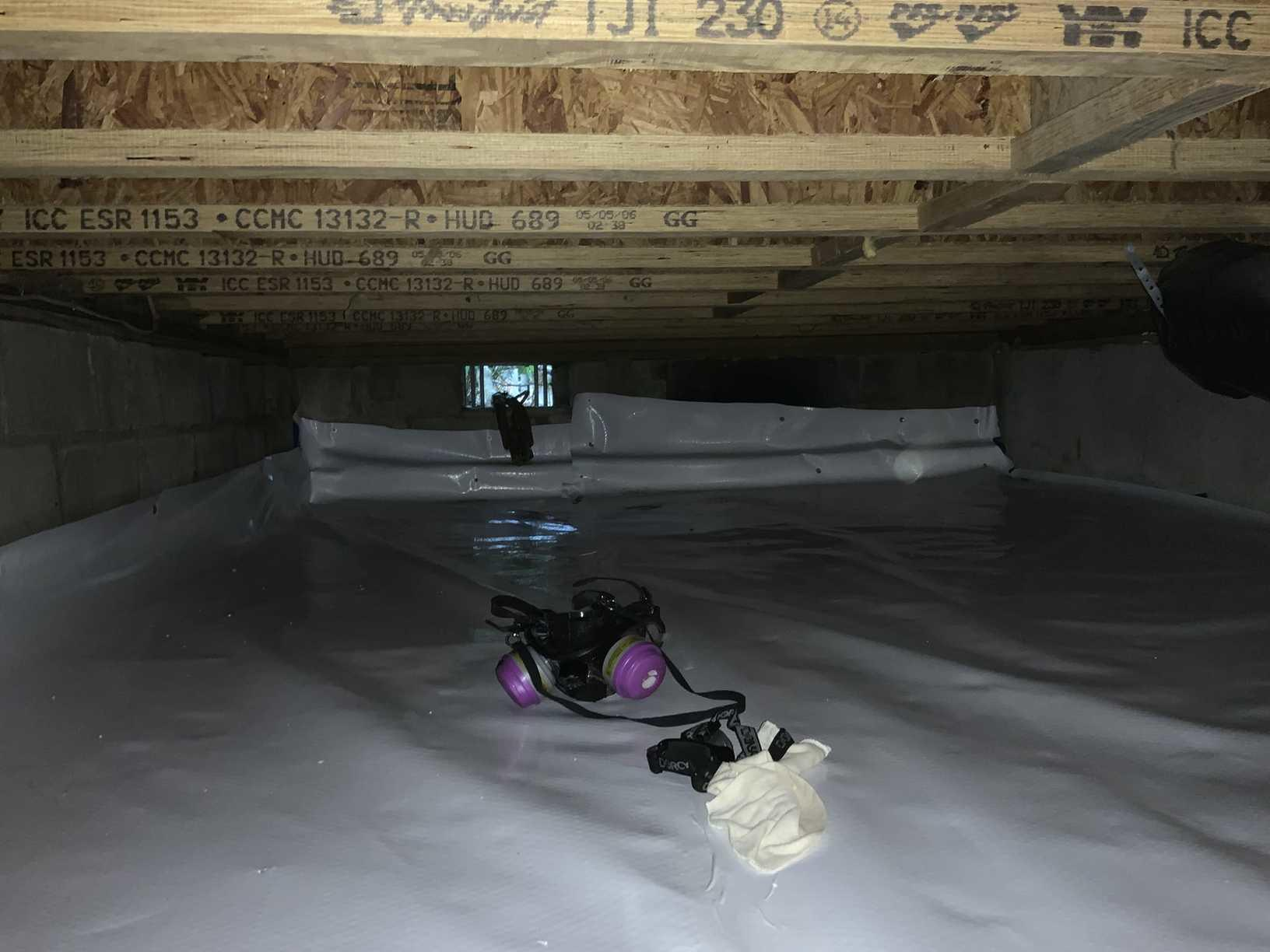 Crawl Space Encapsulation in Chatham, NJ