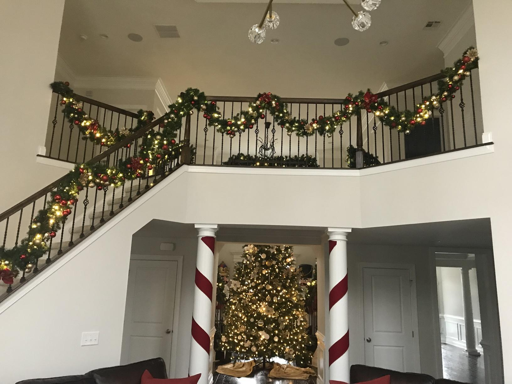 Professional Interior Christmas Decorating in Cream Ridge, NJ