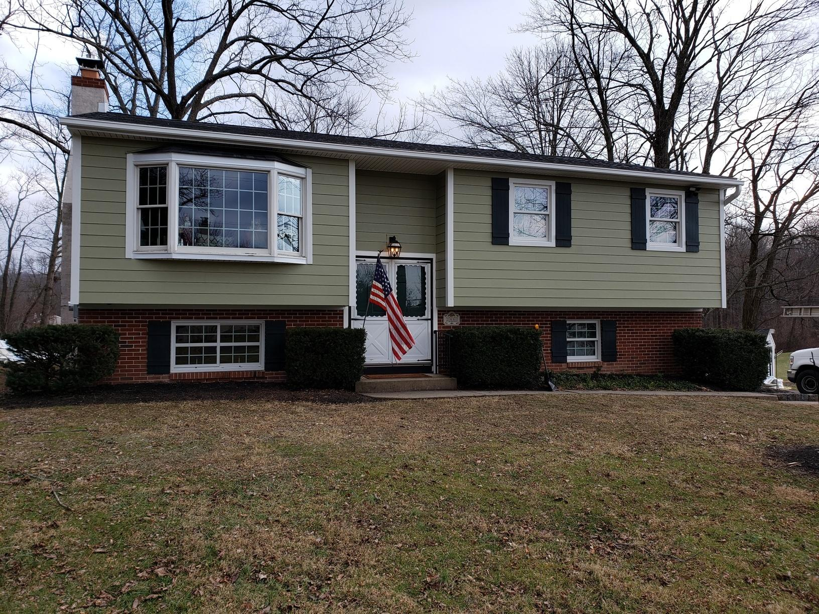 Replacing Aluminum Siding with Hardie Siding in PA