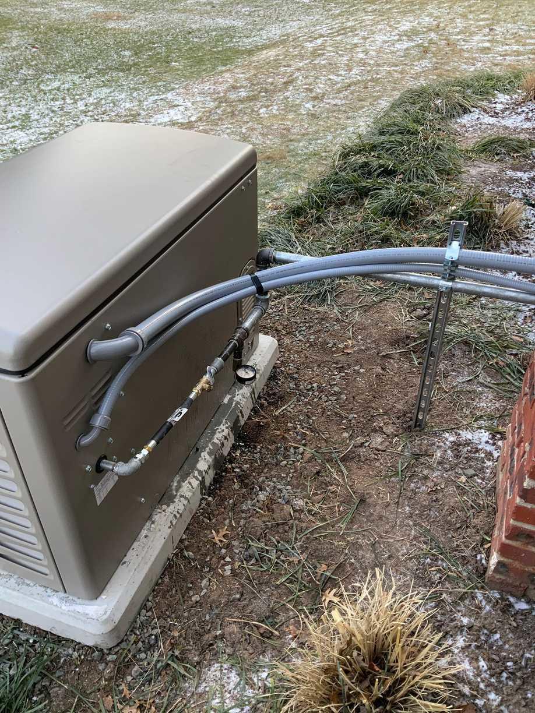 Kohler Generator Install in Florham Park, NJ