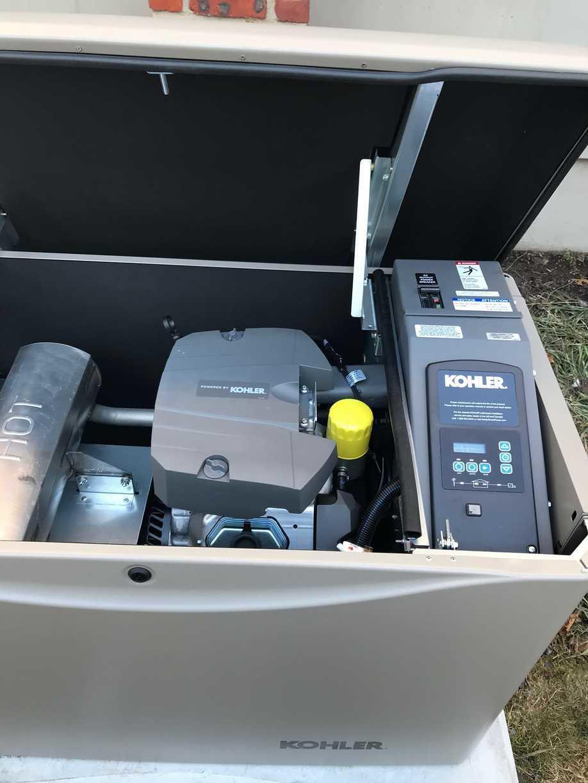 Kohler 20KW Generator Installed in Florham Park, NJ