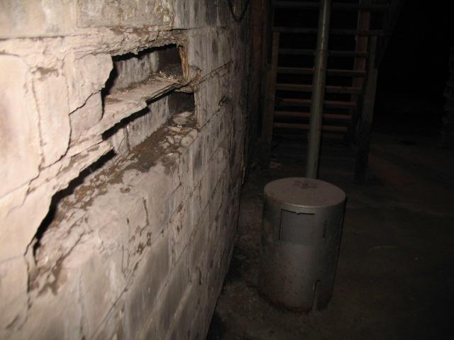 Deteriorating Foundation Wall