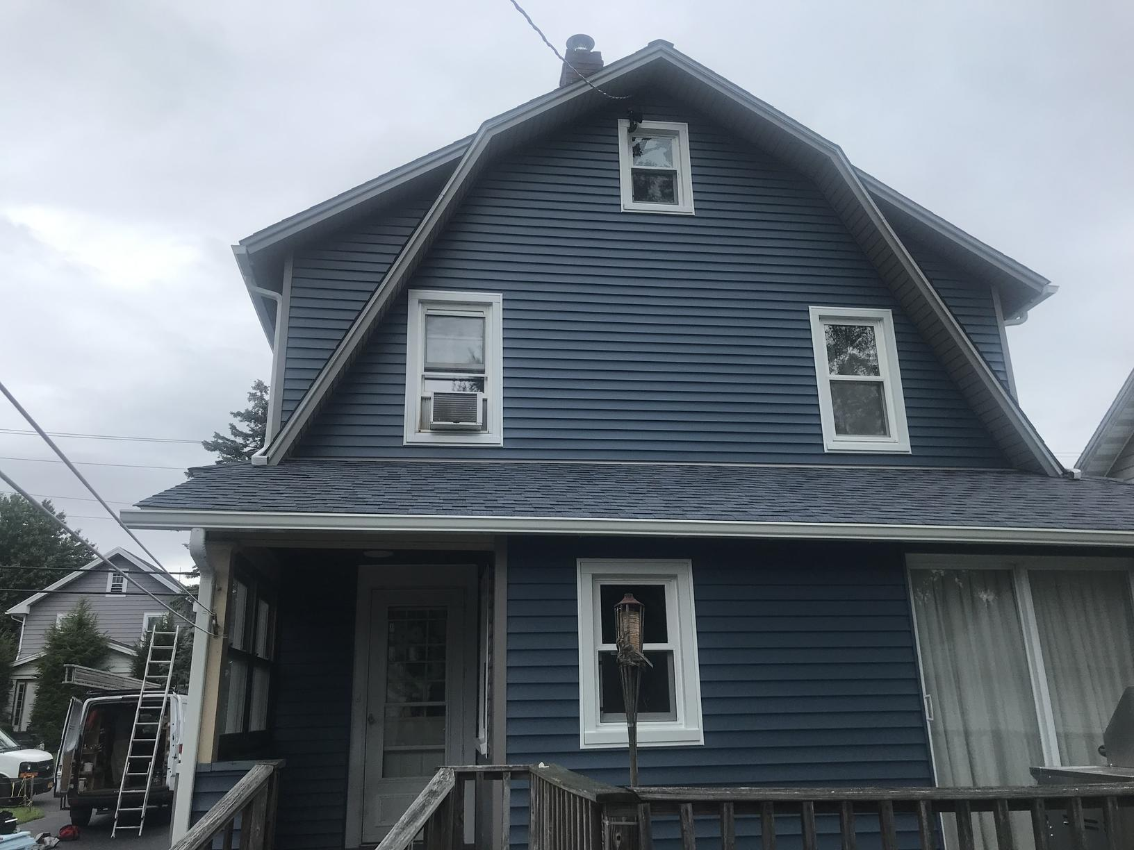 Siding and Gutter Replacement in Ulster Park, New York