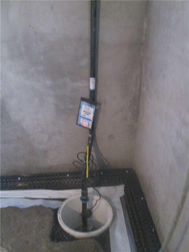 Installing our SuperSump pump