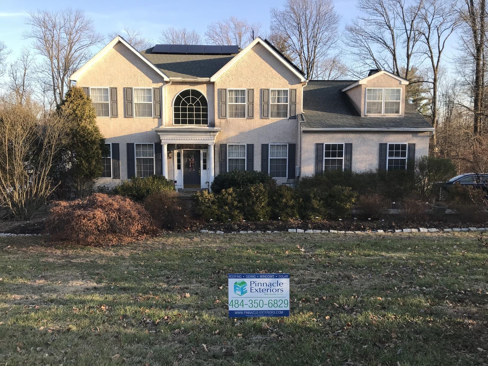 Solar Installation done in Media, PA