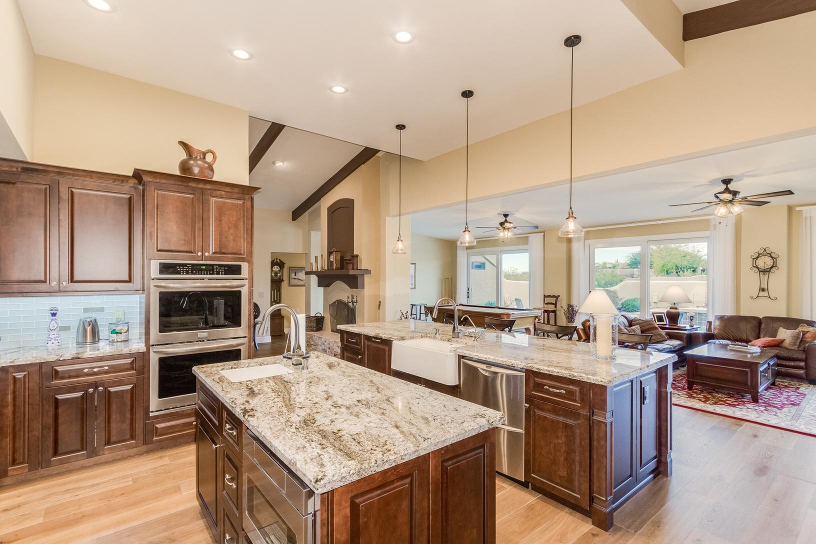 Whole Home Remodel in Scottsdale Grayhawk